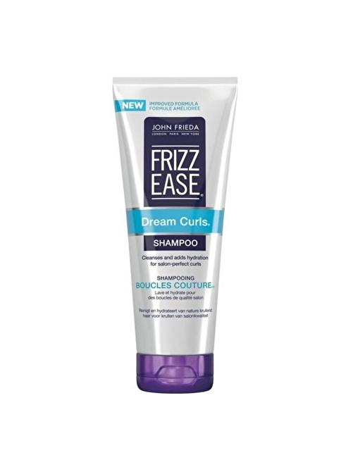 John Frieda Frizz Ease Bukle Belirginleştirici Günlük Şampuan 250 Ml Renksiz